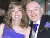 Corinna and Brian.