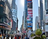 Myo in the Big Apple.