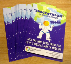 Spaceathlon flyer