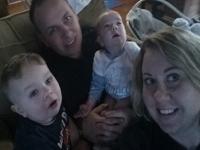 Lori and family