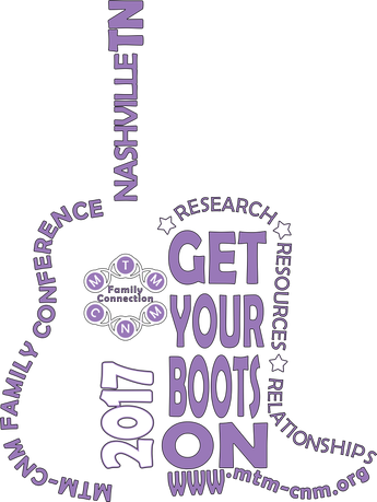 Get Your Boots on logo