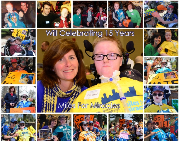 Miles for Miracles montage